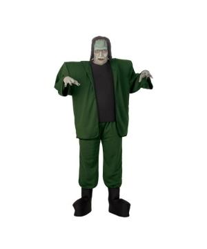 Frankenstein Adult plus size Costume