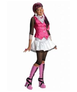 Girls Draculaura Monster High Costume