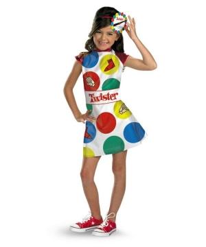 Girls Twister Costume Costume