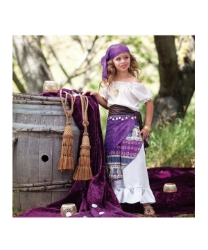Gypsy Kids Costume