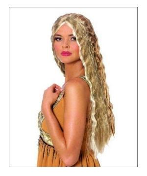 Hot Diva Wig