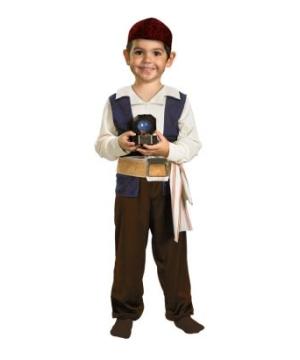 Jack Sparrow Baby Costume