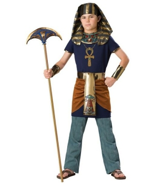 Kids Pharaoh Egyptian Costume