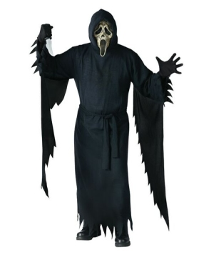 Mens Ghostface Zombie Costume
