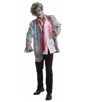 Mens Scary Zombie Costume