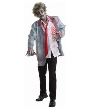 Zombie Banana Mens Costume
