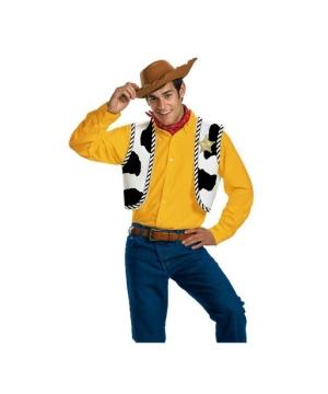 Mens Woody Kit Disney Costume