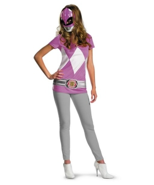 Pink Power Ranger T