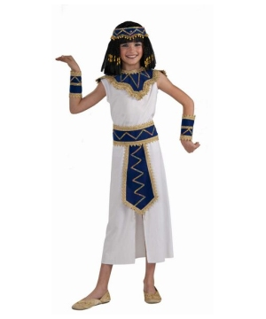 Princess Pyramids Kids Halloween Costume
