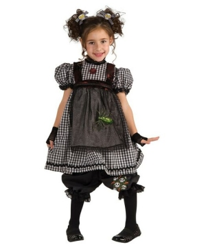Rag Doll Kids Costume