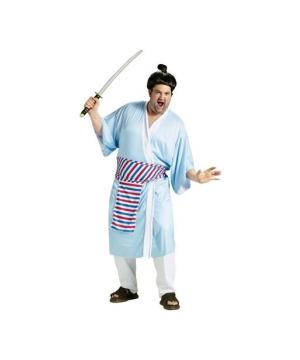 Samurai Futaba Costume