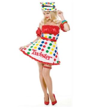 Sexy Twister Womens Costume