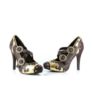 Steampunk Womens Shoes