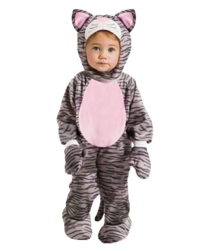 Stripe Kitten Baby Costume