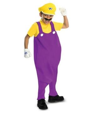 Super Mario Kids Costume