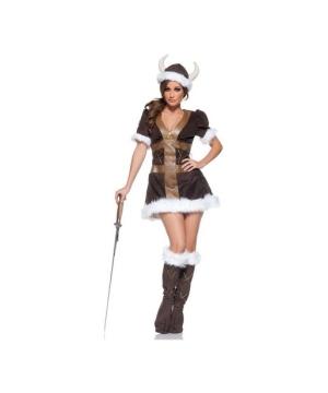 Viking Princess Women Costume