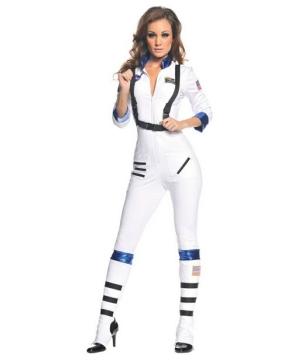 Womens Blast off Astronaut Costume
