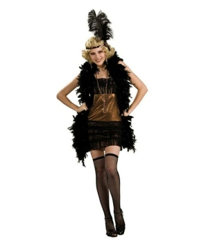 Womens Charleston Flapper Honey Costume