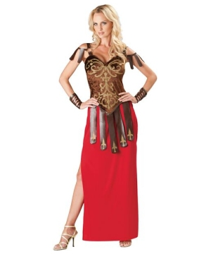 Womens Gladiator Costume