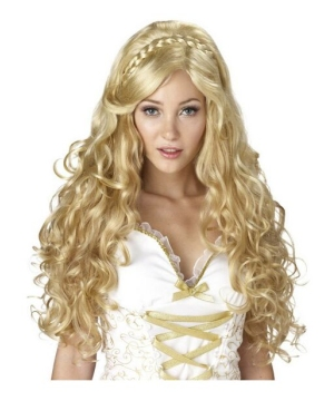Womens Mythic Goddess Wig