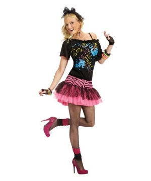 Womens S Pop Party Costume