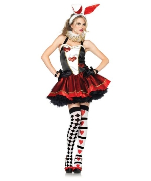 Womens Tea Party Bunny Costume