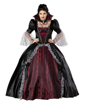 Womens Versailles plus size Costume