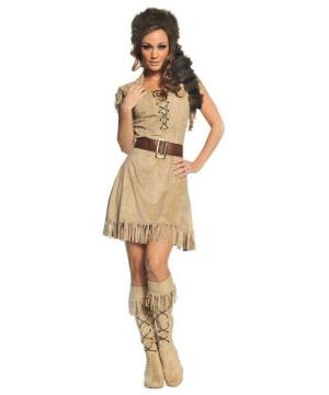 Womens Wild Frontier Halloween Costume