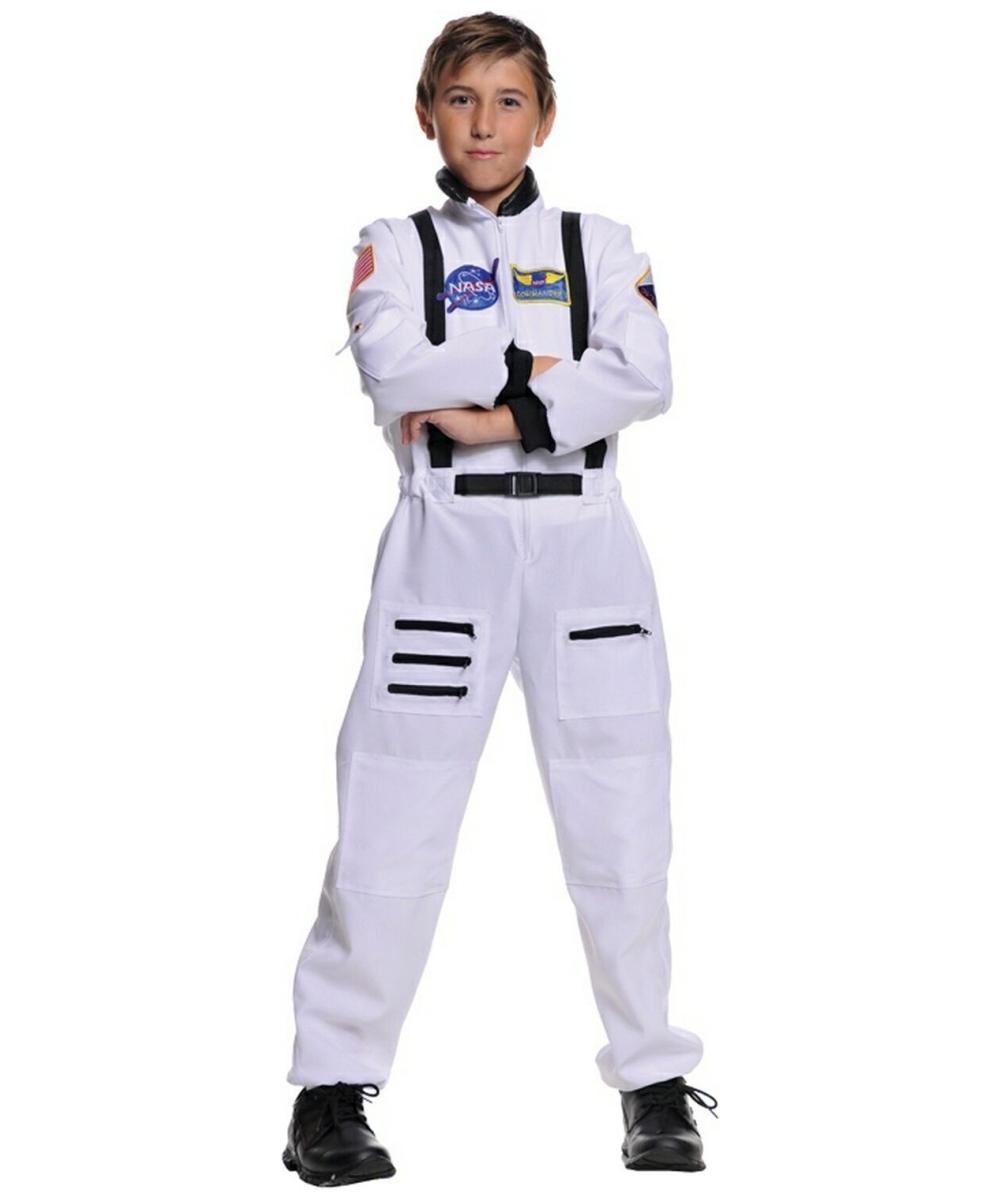 Astronaut Suit Boys Costume Boy Astronaut Costumes