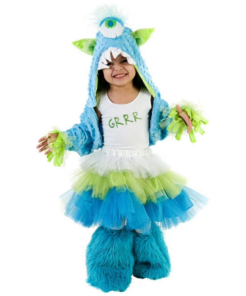 grrr monster costume kids costume halloween costume at wonder costumes - Baby Monster Halloween Costumes
