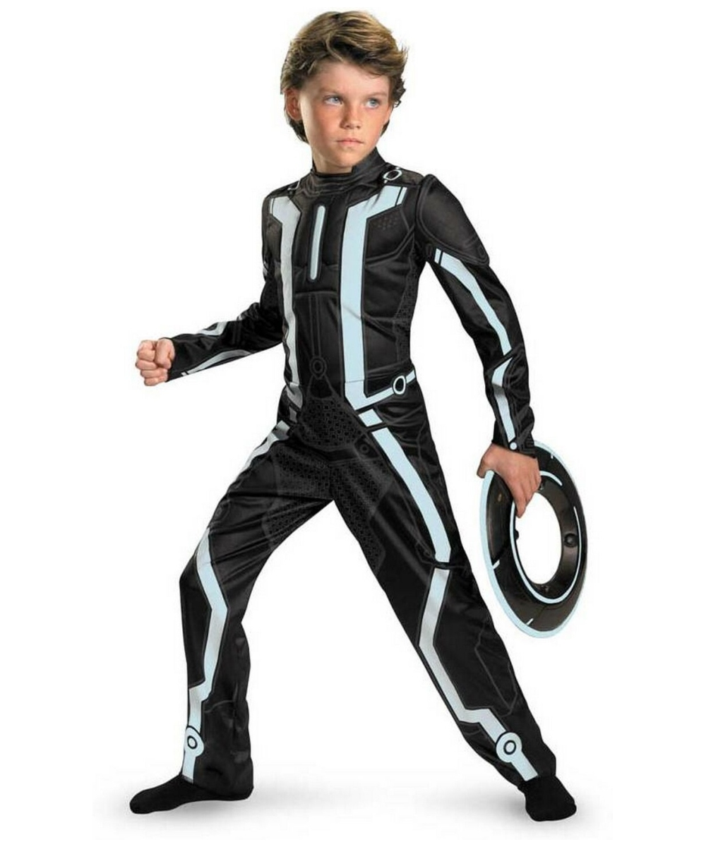 Tronlegacy Disney Kids Halloween Costume