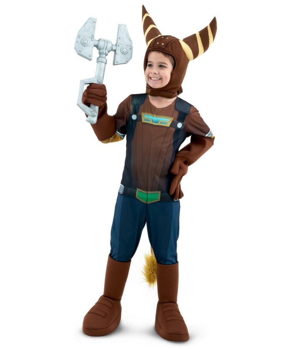 Ratchet Halloween Costumes