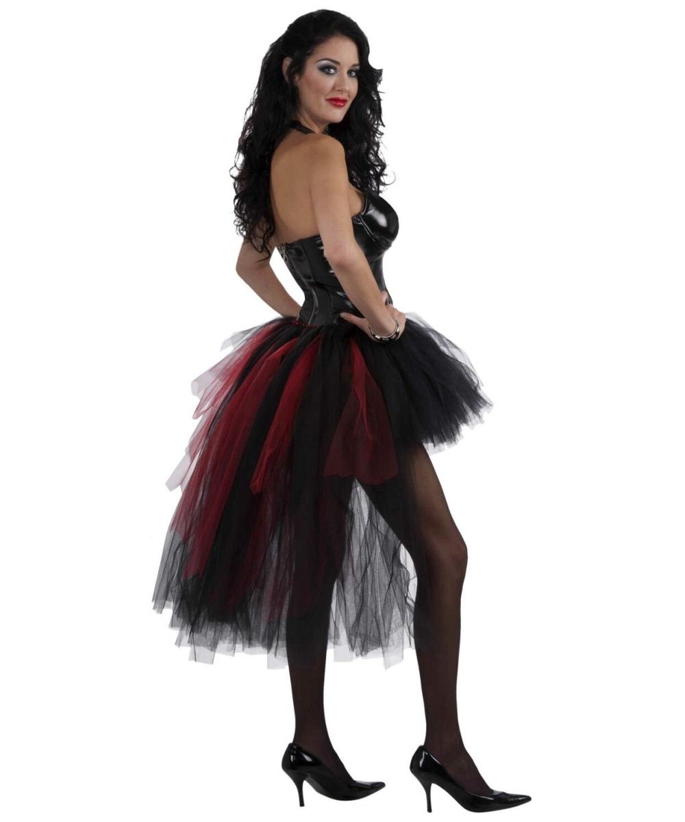adult burlesque tutu halloween petticoat - Halloween Petticoat