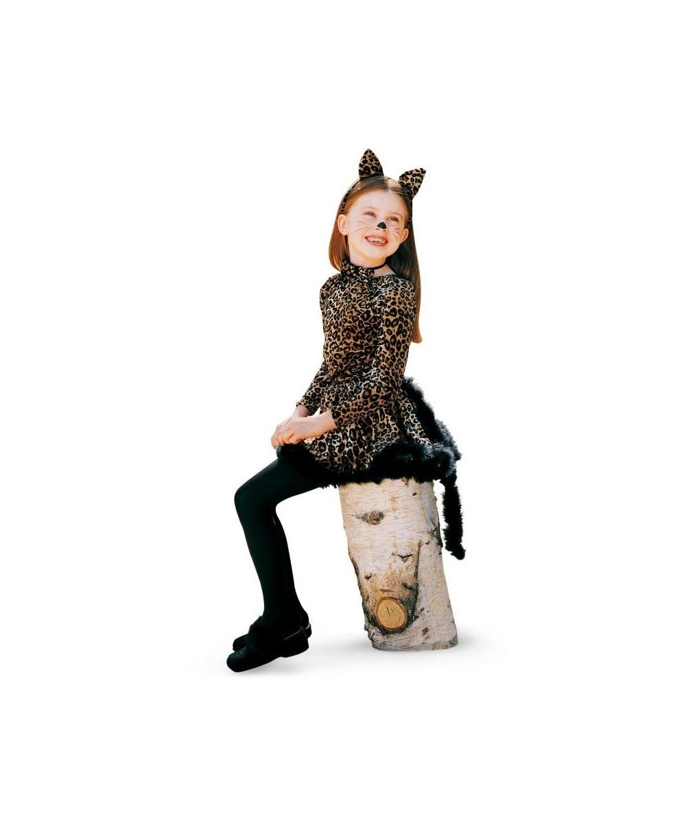 Как сделать костюм кошки своими руками девочке 989