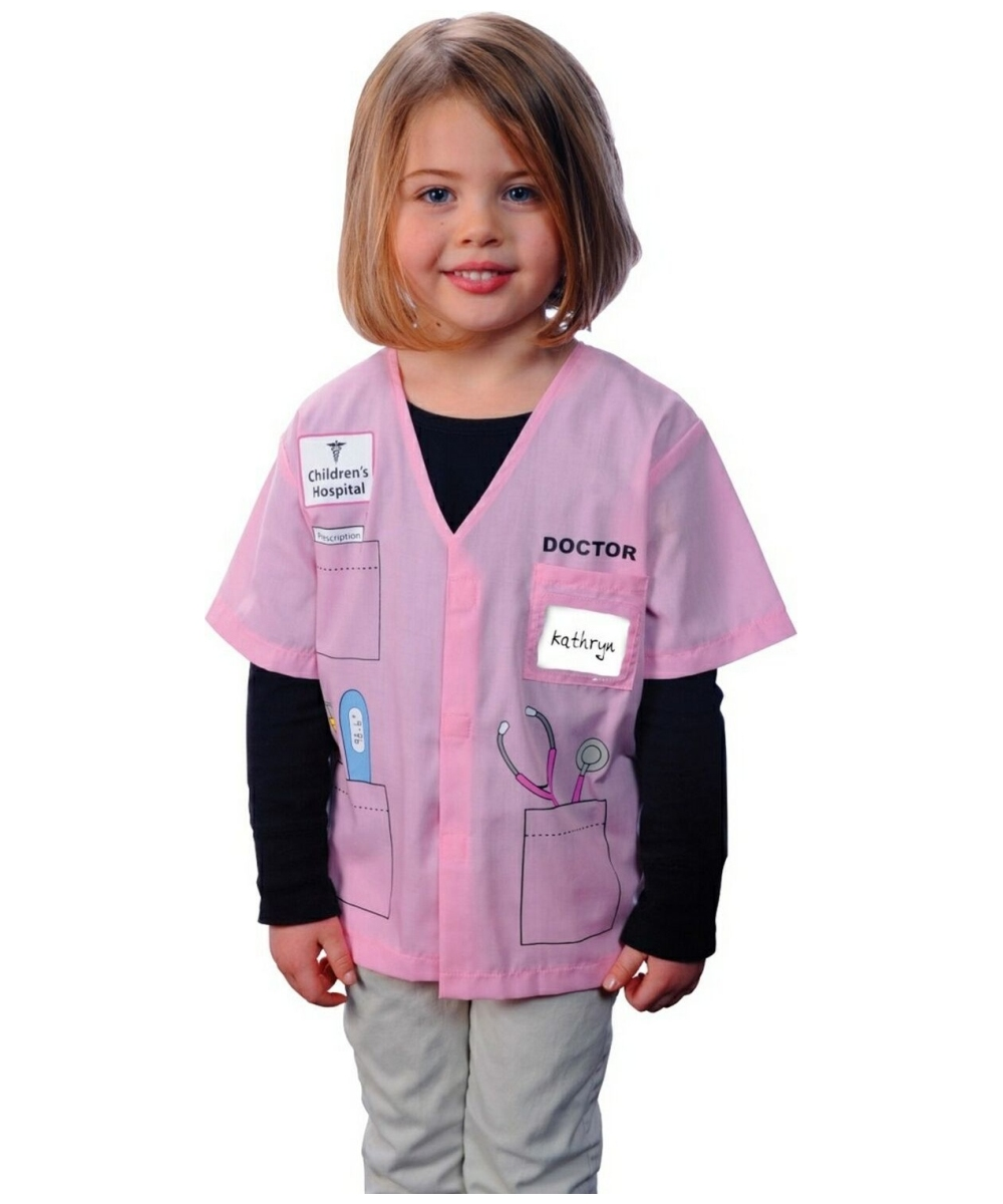doctor baby costume girls halloween costumes - Kids Doctor Halloween Costume