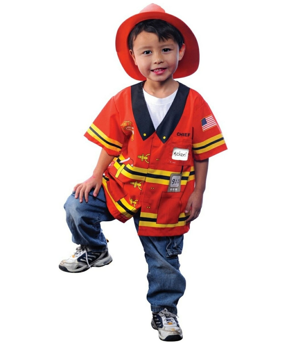 Firefighter Costume Baby Costume