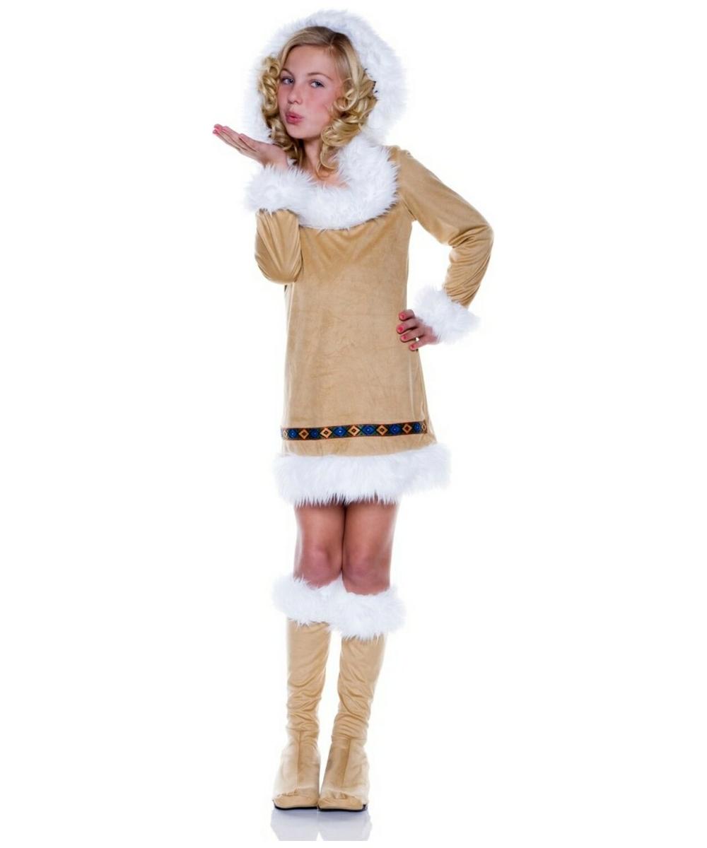 Eskimo Girl Costume