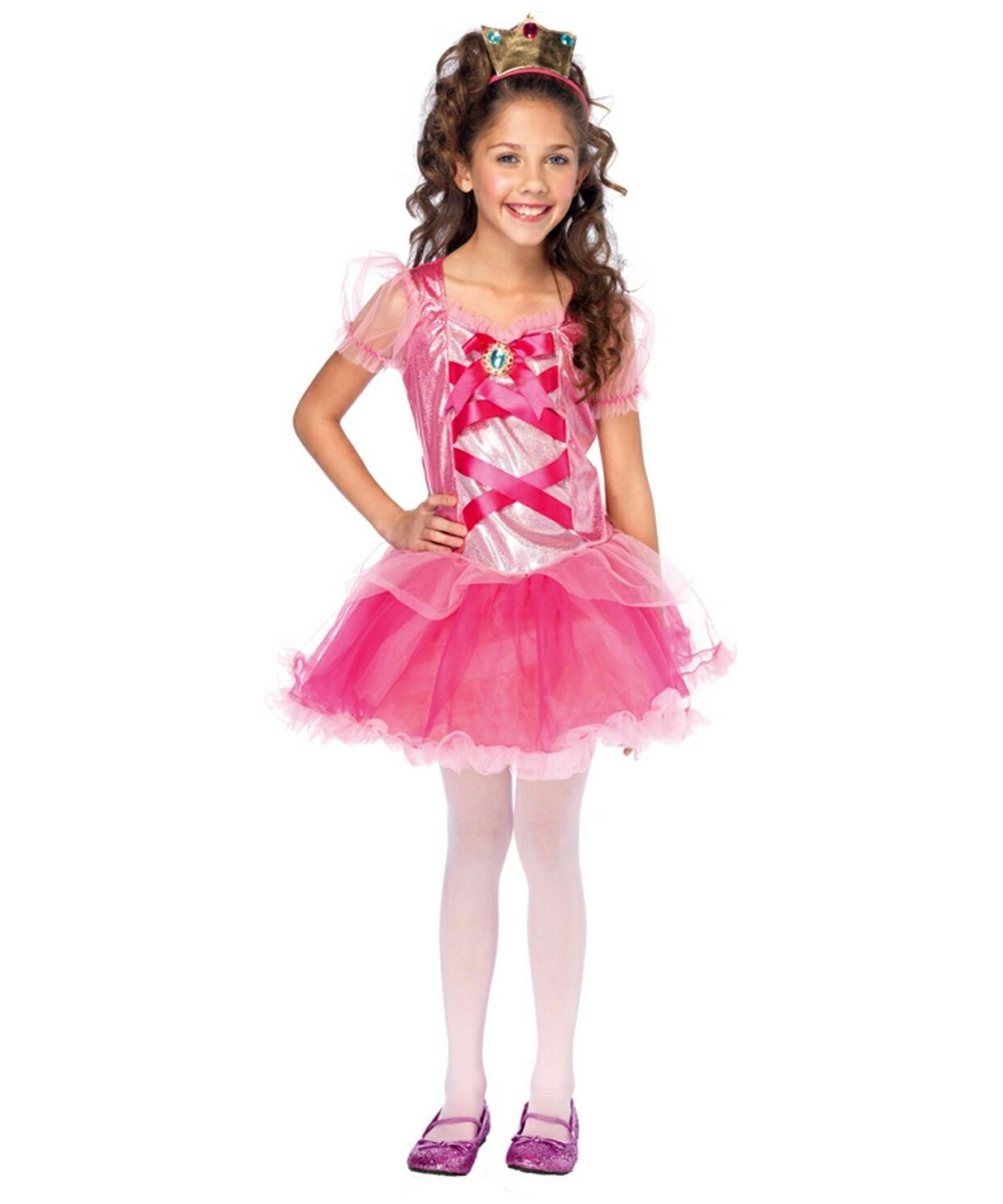 Pretty Princess Kids Disney Halloween Costume - Disney ...