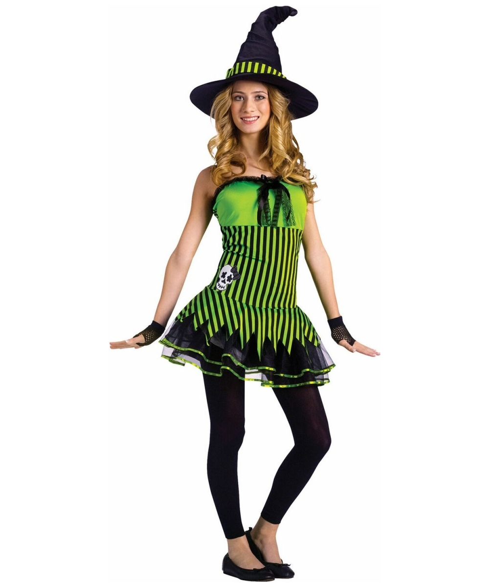 Halloween witch costume ideas