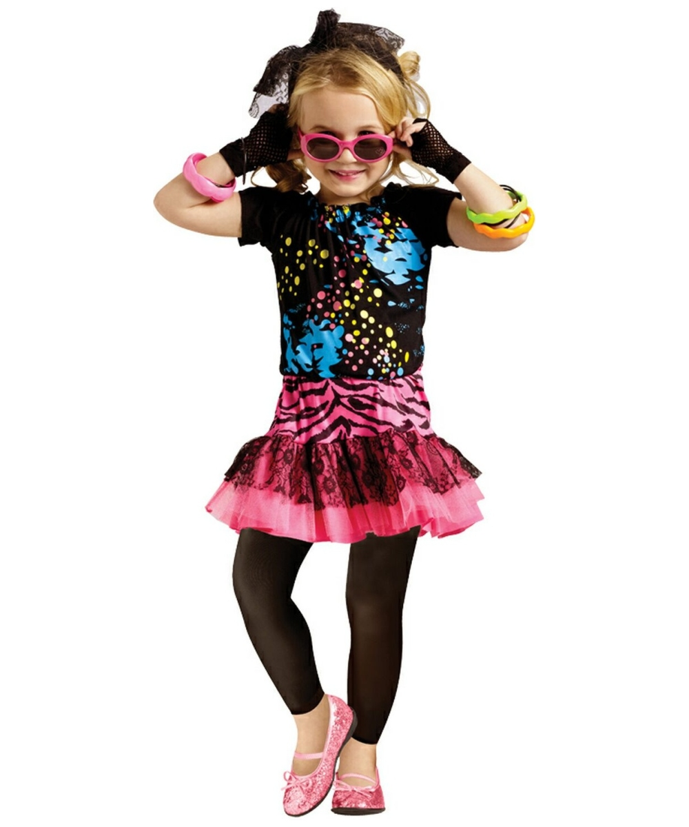 80s Pop Party Halloween Costume