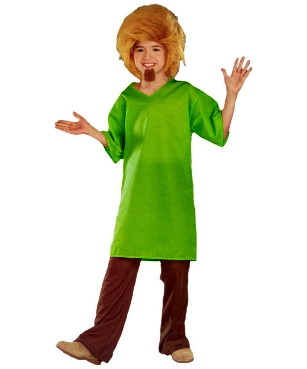 scoobydoo shaggy scooby doo movie costumes costume kids