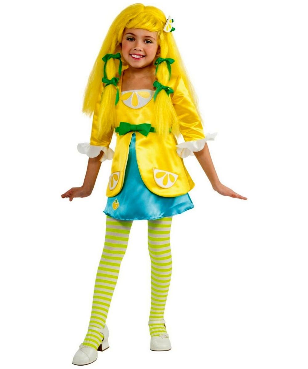 strawberry shtcake lemon meringue costume babykids costume girl strawberry costumes - Strawberry Halloween Costume Baby