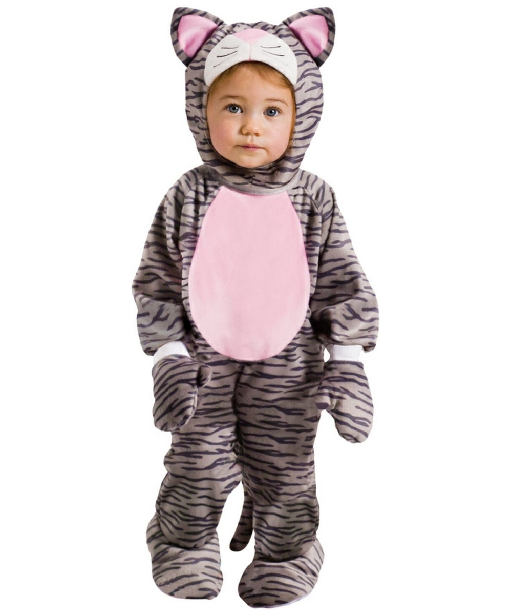 Little Stripe Kitten Halloween Costume Baby Costumes