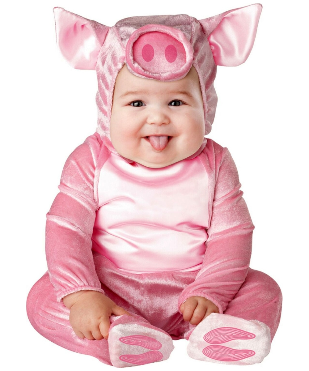 This Little Piggy Costume - Baby Costume - Baby Halloween Costume ...