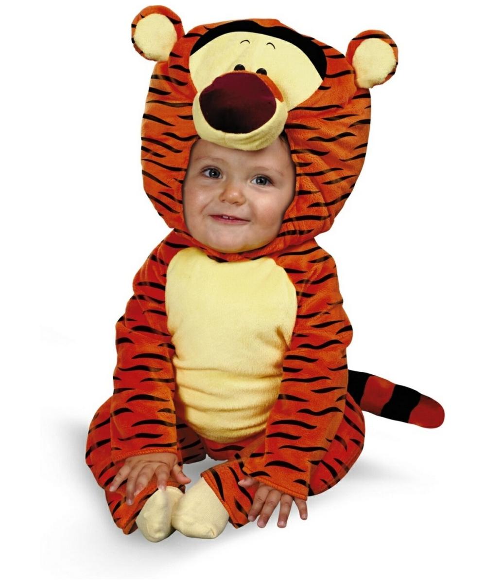Tigger Disney Kids Halloween Costume - Boys Costume