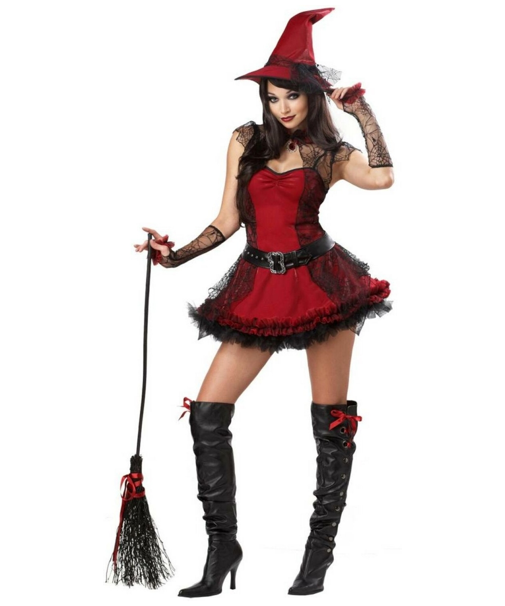 Products 81 to 100 of Womens Witch Costumes