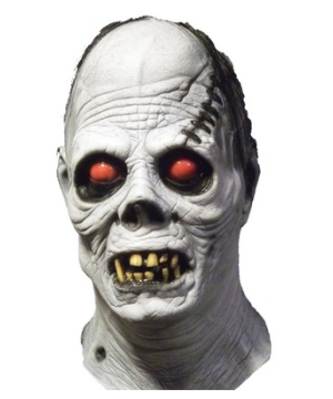 Albino Ghoul Adult Mask