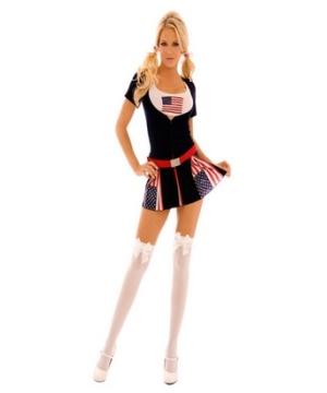 American Princess Costume