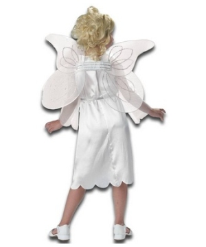 Angel Wings Kids Costume