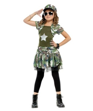 Army Kids Costume